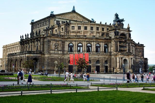 Dresden Opera House1