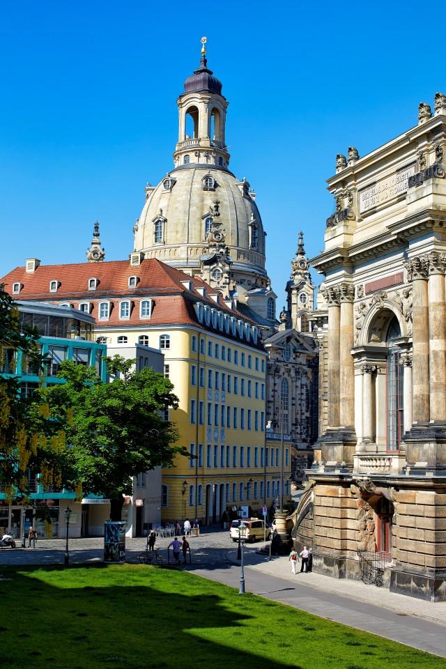 Dresden Rebuilt