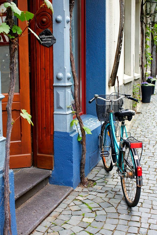 W_Door and Bike